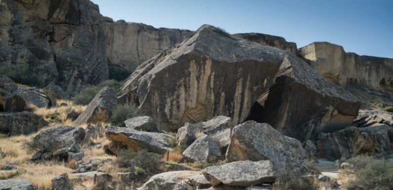 A 4,000-Year-Old Bronze Age Game Called 58 Holes Has Been Discovered In Azerbaijan Rock Shelter