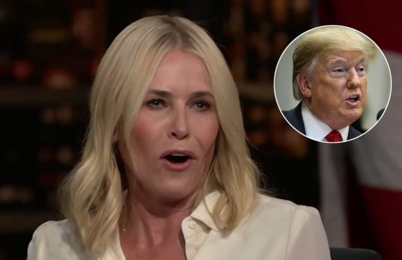 Why Donald Trump's Presidency Has Made Chelsea Handler a 'Kinder' Person