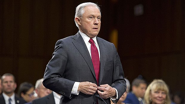 Attorney General Jeff Sessions Forced To Resign After Midterm