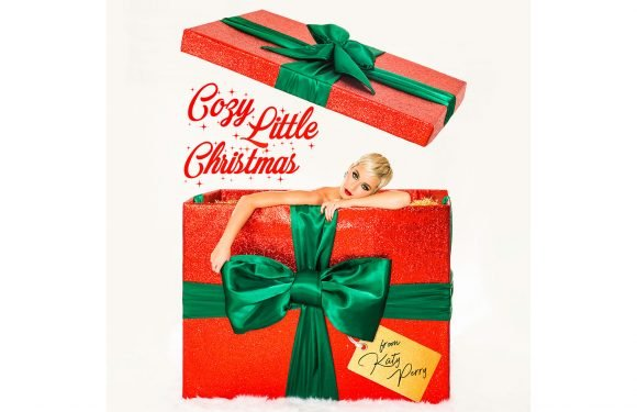 The Holiday Season Is Officially Here! Katy Perry Releases Jolly Song 'Cozy Little Christmas'