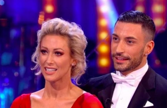 Strictly Come Dancing's Faye Tozer and Giovanni Pernice forced to change this week's dance – here's why