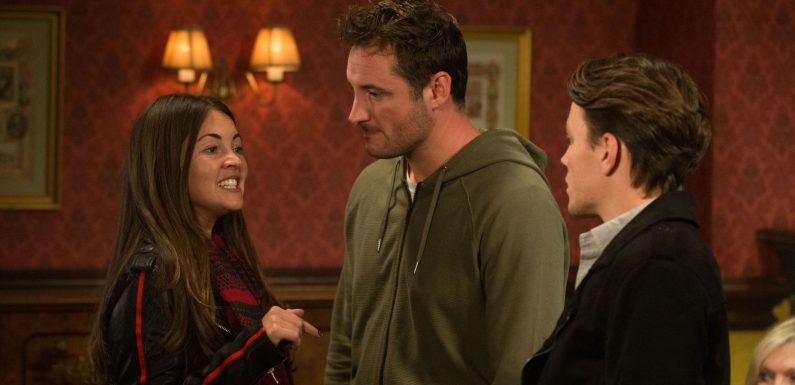 EastEnders' Stacey and Martin have furious showdown in special consent episode tonight