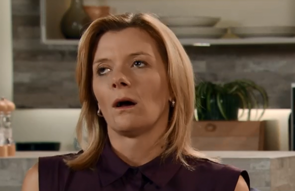 Coronation Street fans shocked as Leanne Battersby finally discovers if Steve McDonald's 'bionic sperm' got her pregnant again