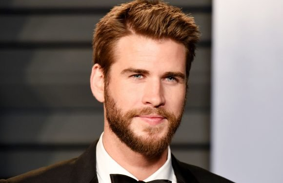 Liam Hemsworth Just Shared a Photo of What's Left of His Malibu Home