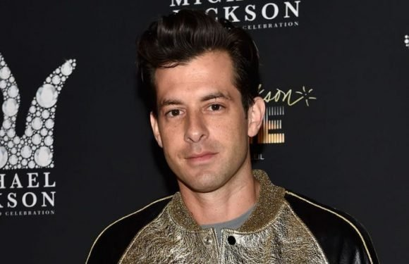 Mark Ronson & Miley Cyrus Tease New Music With Mysterious Video Of A Broken Heart