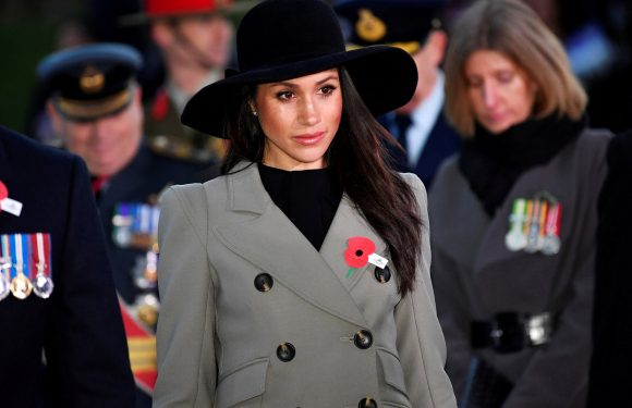 This Is Why the Royal Family Wears Red Poppy Pins