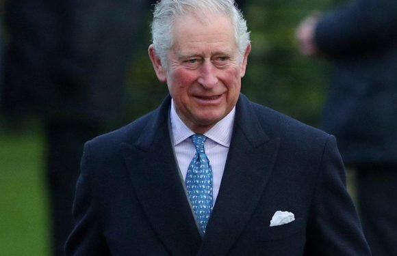 How old is Prince Charles and why did he walk Meghan Markle down the aisle?