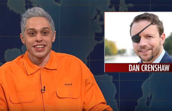Pete Davidson Criticized for Insulting Veteran Political Candidate Who Lost Eye to IED