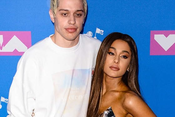 Ariana Grande And Pete Davidson Have Matching Tattoo Cover-Ups, And She Gave Another Twitter Clapback