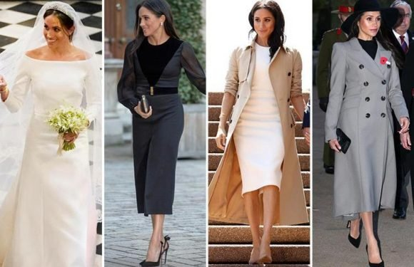 Meghan Markle's best outfits of 2018 – from wedding glamour to casual elegance