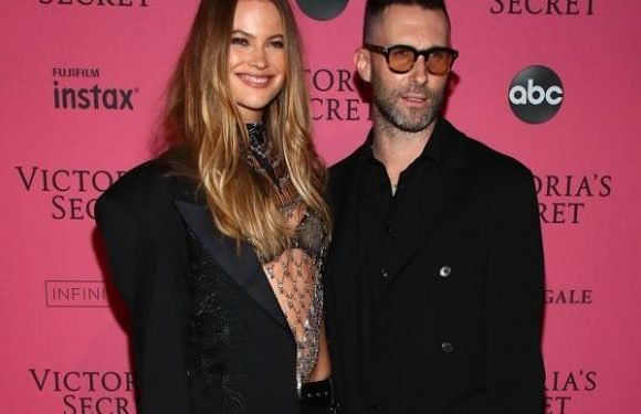 Adam Levine, The Weeknd & More Support Their Angels at VS Fashion Show