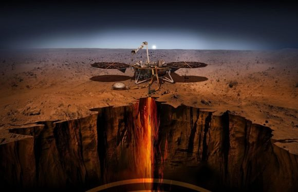 A NASA robot is about to land on Mars — here's how to watch the InSight landing live