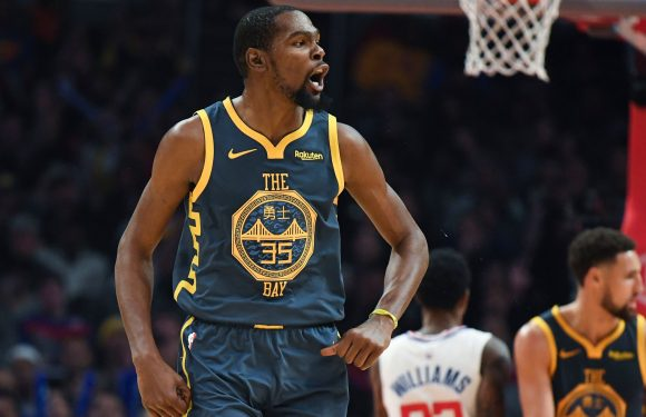 Why Kevin Durant's short-term deal with Warriors may cause turmoil