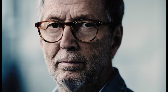 Eric Clapton Shares Claymation 'White Christmas' Video
