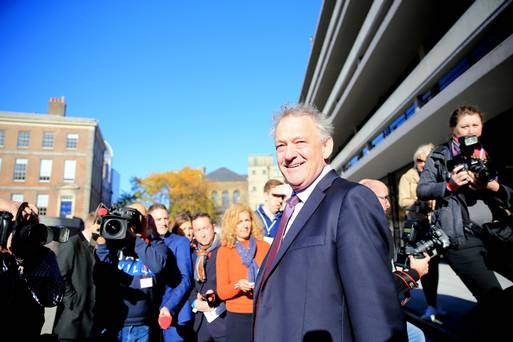 Kim Bielenberg: 'Peter Casey may not be the Irish Donald Trump, but is his success a warning sign of what could happen?'