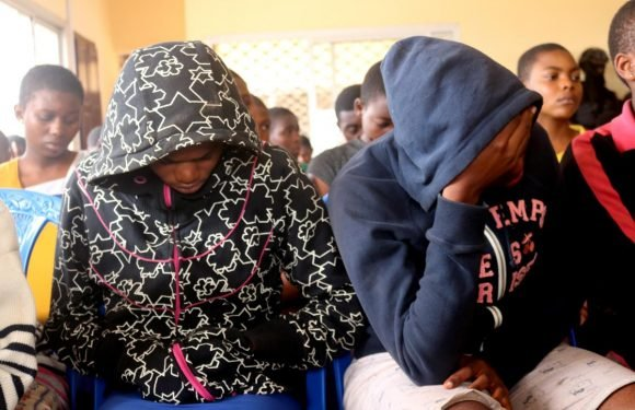 Kidnapped children released in Cameroon, two teachers still held