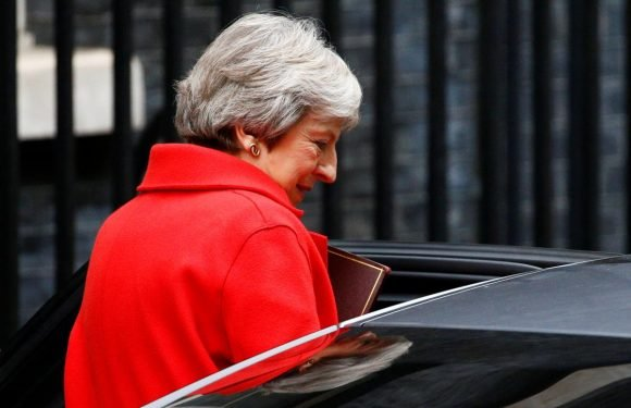 Britain is still preparing for no-deal Brexit: PM May