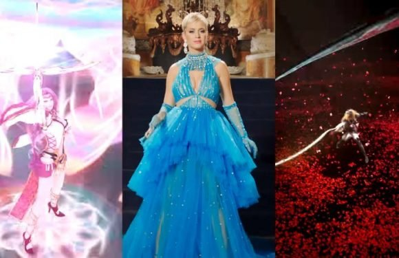 Katy Perry Becomes 'Final Fantasy' Character in 'Immortal Flame' Music Video