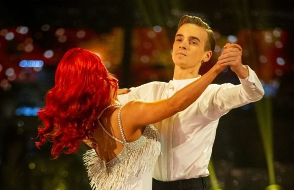 Strictly's Joe Sugg gets awful score after controversial 'cheating' accusations