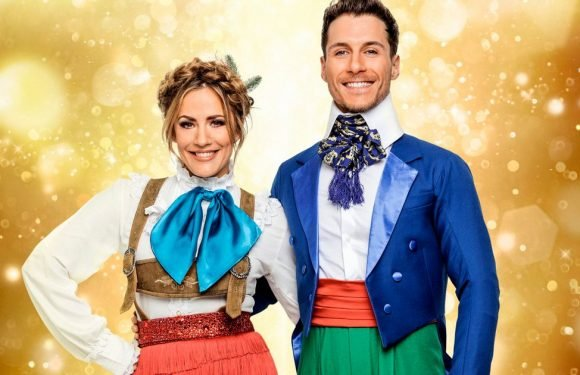 Strictly Come Dancing's Christmas special celebrity and pro couples revealed