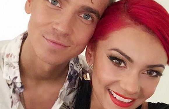 Joe Sugg and Dianne Buswell's secret signs proving they're more than friends