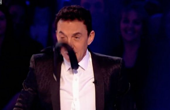 Strictly Come Dancing's Bruno Tonioli makes naughty X-rated blunder