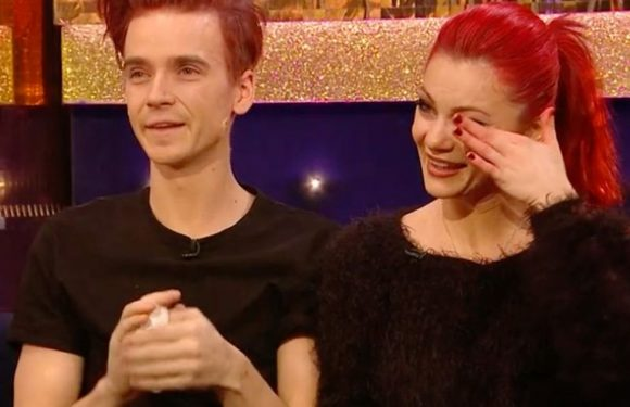 Strictly lovebirds Joe and Dianne 'spending time apart' after romantic break