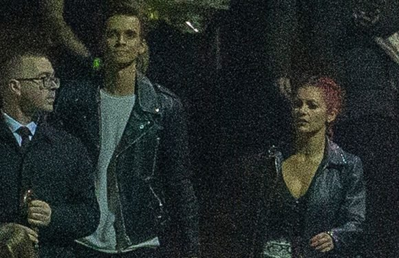 Inside raucous Strictly wrap party as Joe Sugg and Dianne Buswell leave together
