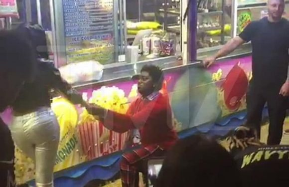 Kodak Black Pops the Question with Ring Pop and She Says Yes