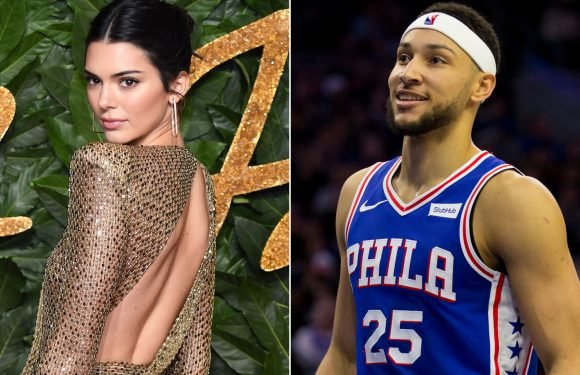 Ben Simmons drools over sexy Kendall Jenner photo