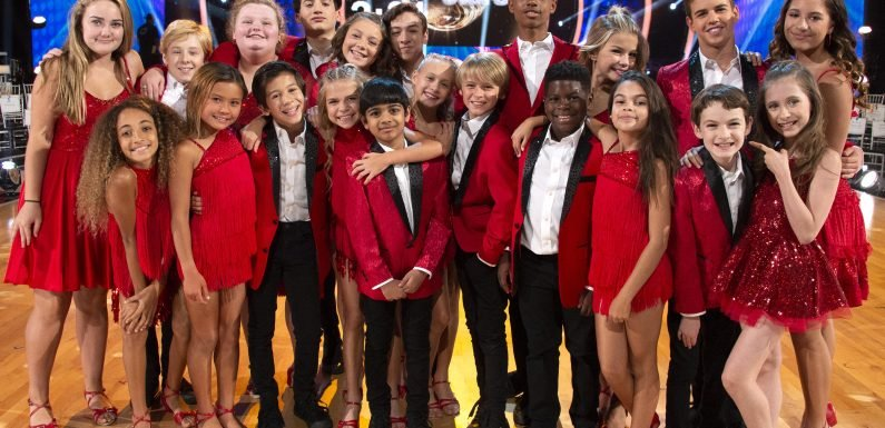 The First Dancing with the Stars: Juniors Champion Is …