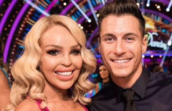 Strictly's Gorka Marquez reveals painful injury that 'massively restricted' him