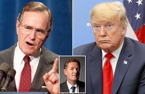 Seven things Donald Trump could learn from 'loser wimp' Bush