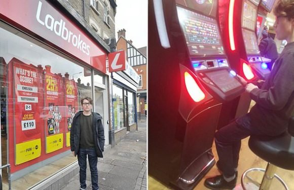 THREE High Street betting shops let underage schoolboy gamble