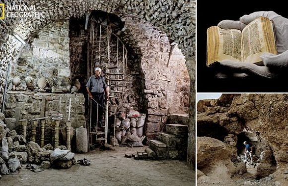 Archaeologists given fresh hope in the hunt for more Dead Sea Scrolls