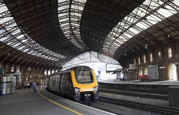 Just FIVE of 28 rail firms are running services today