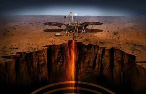 New App Lets You Command Your Own InSight Lander And Conduct Cool Science On Mars
