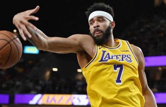 NBA Rumors: JaVale McGee Expects To Play In Lakers-Warriors Game On Christmas, 'That's Really Important To Me'