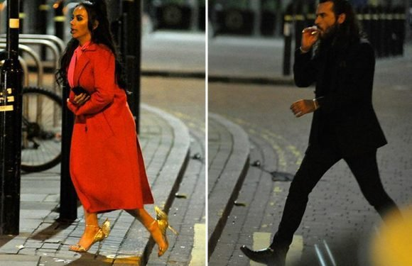 Pete Wicks heads to hotel with Chelsee Healey after growing close to Kerry Katona on Celebs Go Dating