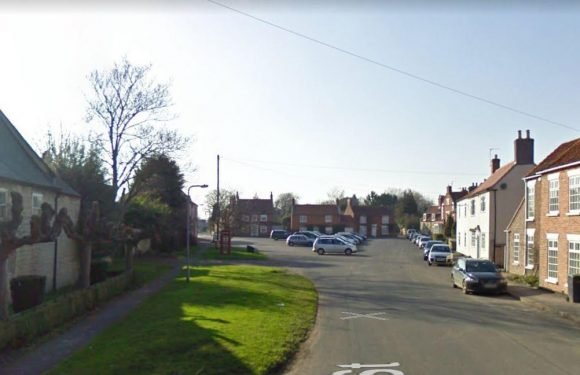 Girl, 16, dies after being hit by a lorry while walking near her home in Lincolnshire