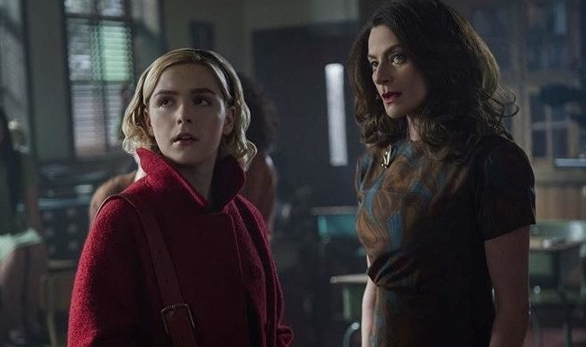 'Chilling Adventures Of Sabrina' Boss Shares Details On Upcoming Holiday Special And Season 2