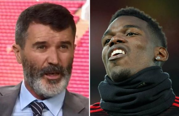 Paul Pogba being sold by Man Utd 'wouldn't be big deal' with 'days numbered', blasts Roy Keane