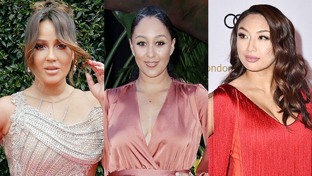 'The Real's Adrienne Bailon & Jeannie Mai At War With Tamera Mowry: She 'Refused' To Help Them Get Raises