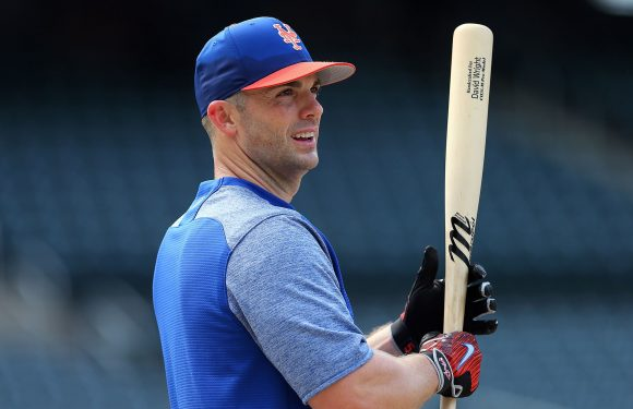 David Wright getting his feet wet in new role with Mets