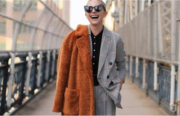 11 Statement Coats So Gorgeous, They'll Put Your Fancy Holiday Outfits to Shame