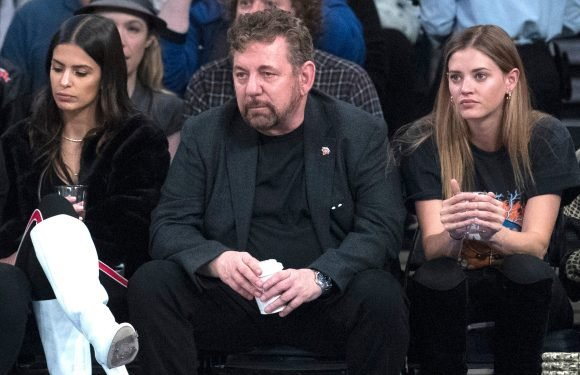 James Dolan is being worn down by hounding Knicks fans