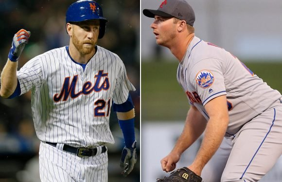 Why Todd Frazier will be in Peter Alonso's grill at Mets spring training