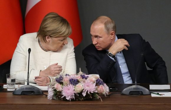 Germany power plan would be a gift to Putin