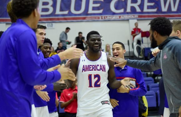 After sitting out four years, Yilret Yiljep makes amazing return to American University basketball