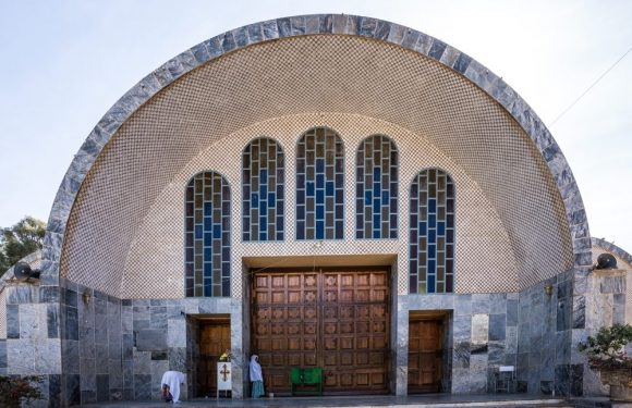 Sorry Indiana Jones, the Ark of the Covenant is not inside this Ethiopian church